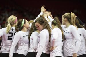 Photos: B state volleyball, Omaha Skutt vs. Gretna