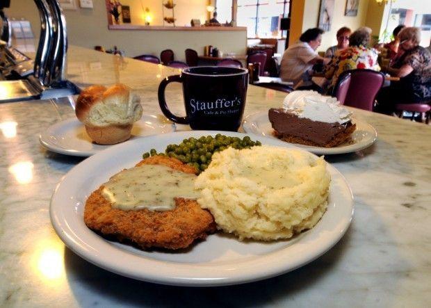 Stauffer S Cafe Menu