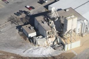Overloaded bins caused deadly feed plant collapse, OSHA says