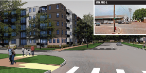 Make south Haymarket residential, planners urge