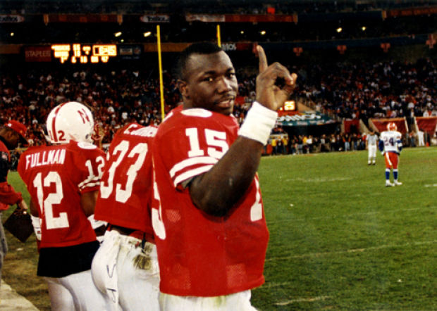 Tommie Frazier tops best-of-90s list : Latest Husker News