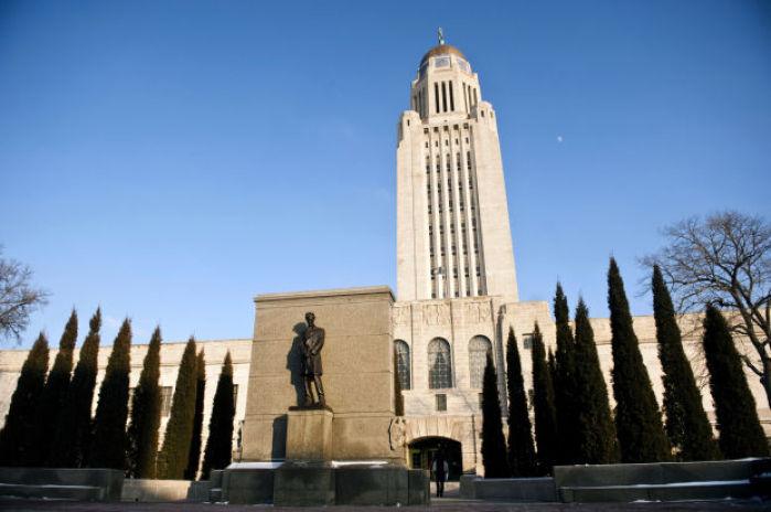 Photos Peek Inside The Nebraska State Capitol Gallery
