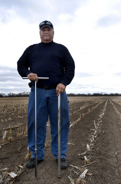 Ag soil samplers utilities at odds over field probes for Utility of soil