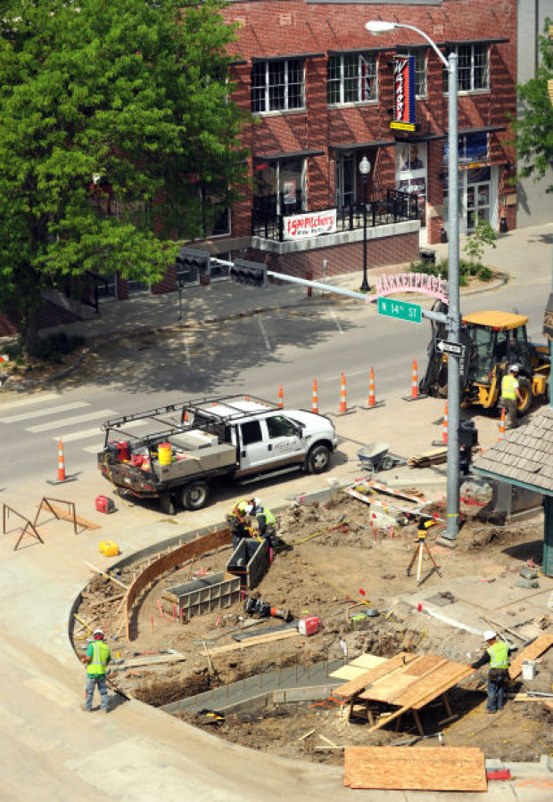 14th Street Work To Be Done By End Of Month Lincoln Ne