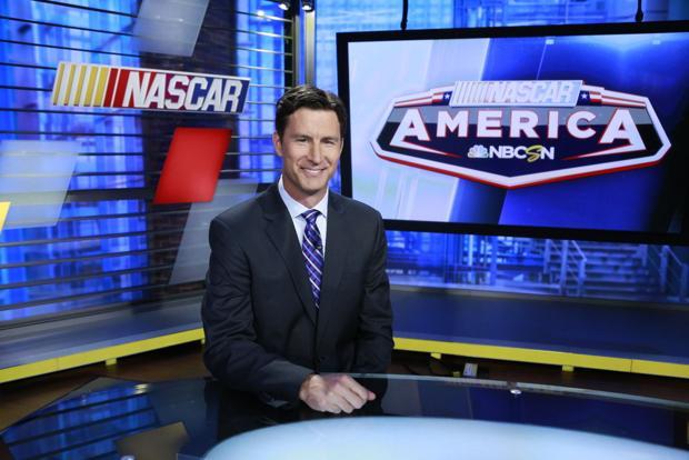 Nebraska's Rick Allen begins his dream job calling Sprint Cup races for NBC