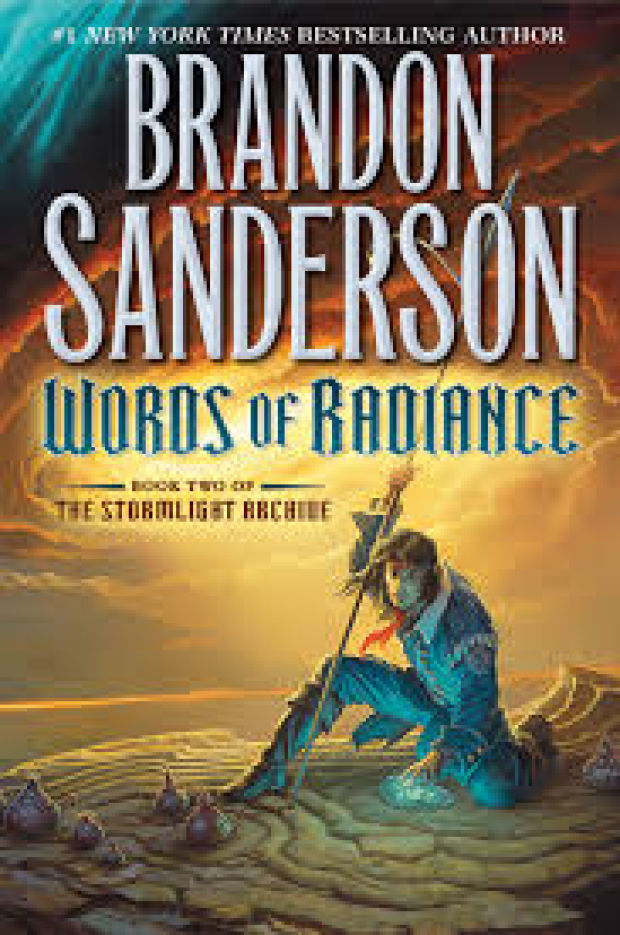 Book Review Words Of Radiance Long But Engrossing And