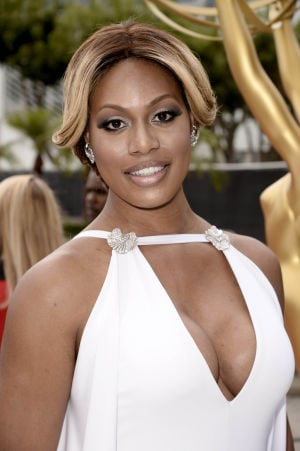 'Orange Is the New Black' star Laverne Cox speaks at UNL