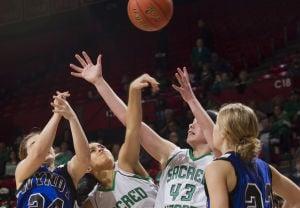Photos: State girls hoops, Wynot vs. Falls City SH, 3.7.14
