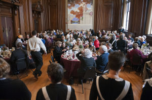 'Downton Abbey' event raises money for local choral group