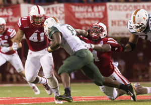 Photos: Miami vs. Nebraska, 9.20.14