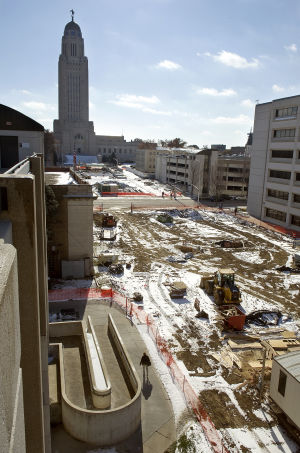 Centennial Mall completion about a year away
