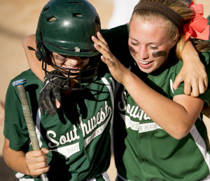 Photos: State softball, 10.16.14