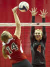 Prep volleyball: Diller-Odell ready to take next step
