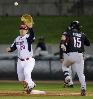 Photos: Wichita vs. Lincoln, Game One