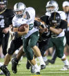 Prep football: Silver Hawks rally past Knights