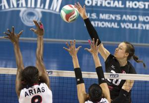 Photos: Canada vs. Dominican Republic, NORCECA volleyball