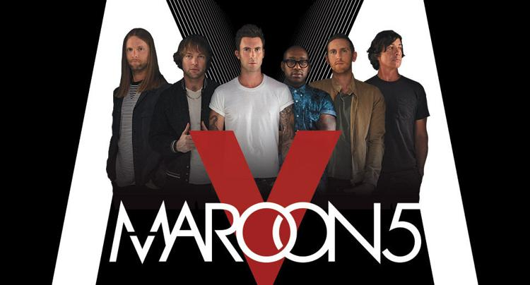 maroon 5 music. Black Bedroom Furniture Sets. Home Design Ideas