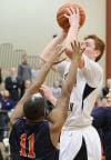 Men's basketball: NWU holds off Warriors 110-108