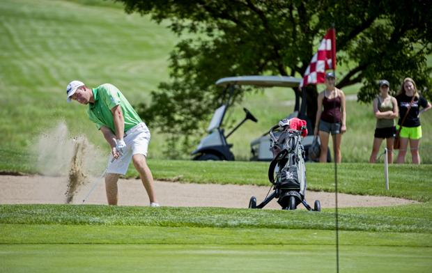 State golf: Southwest's Minnick shoots 5-under for lead in Class A