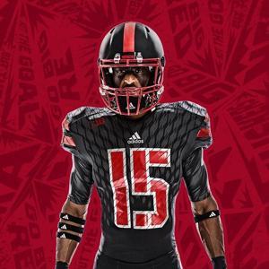 Photos: The 2015 alternate Husker uniforms