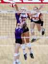 Volleyball: Boender looks for more chances after career match