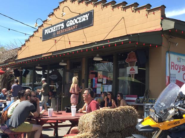What We're Into: Puckett's, reggae, Safari Park, squeegees