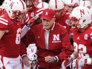 Photos: Husker football vs. Minnesota, 11.17.12