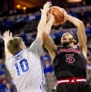 Creighton overwhelms Nebraska early en route to win