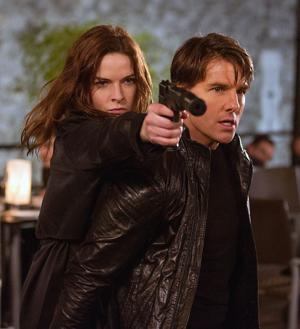 Review: Latest 'Mission' is an action-packed joy ride