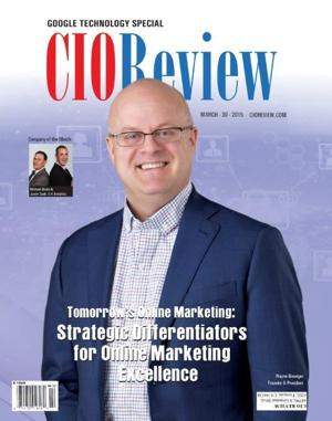Tomorrow's online marketing named Top 50 in Google Tech