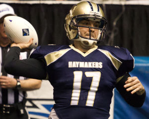 Photos: Oklahoma vs. Lincoln Haymakers, 4.5.14