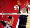 NU-PSU Volleyball, 10.28.2012