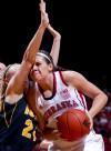 Nebraska vs. Iowa women's basketball
