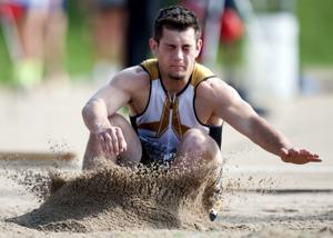 Photos: Nebraska Wesleyan Spring Open, 4.23.15