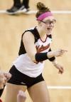 Wisconsin vs. Nebraska volleyball, 10.12.12