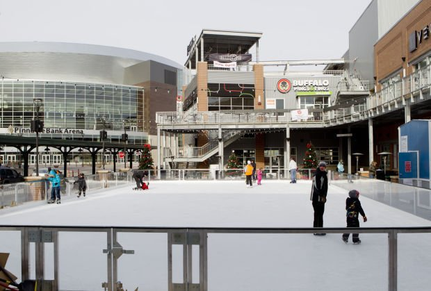 Everything To Know About Ice Skating In Lincoln The 402