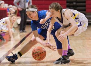 Photos: State girls hoops, Humphrey SF vs. Emerson-Hubbard, 3.7.14