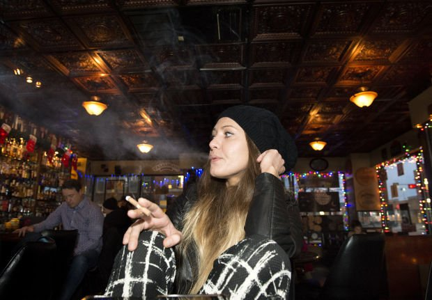 Smoking Continues As Lawyers Squabble In Cigar Bar Case