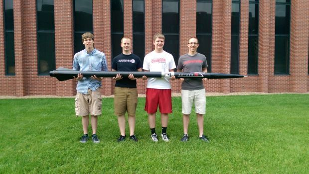 Unl Team Looks To Go Higher Faster At Rocket Competition