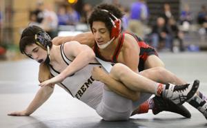 Photos: HAC wrestling championships