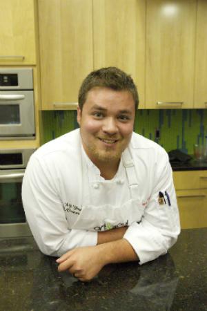 Meet Chef Aaron!