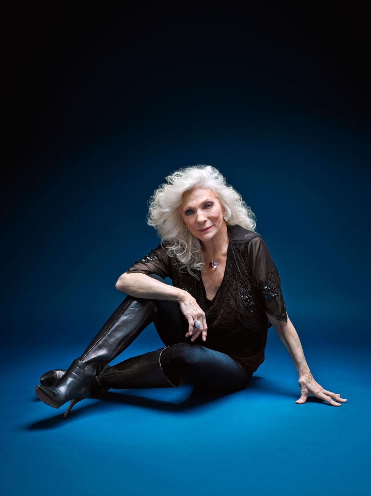 A Week After Release Of Duets Album Folk Legend Judy