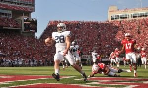 Photos: Nebraska football vs. Penn State, 11.10.12