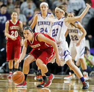 Photos: State girls hoops, Platteview vs. Minden, 3.7.14
