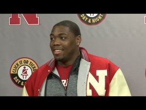 Video: Givens Price talks spring football