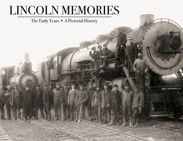 Lincoln's history comes to life in new book