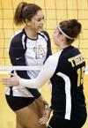 Photos: Fremont vs. LSE volleyball, 9.30.14