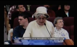 Video of testifier's anti-gay words goes viral, but there's more to the story