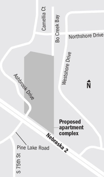 apartments near pine lake get council approval local