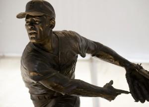Photos: Bob Gibson statue unveiled, 4.11.13